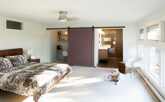 Modern Bedroom photo by Design Platform LLC