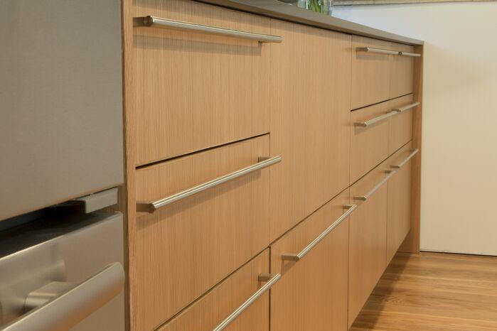 Modern Kitchen photo by Design Platform LLC