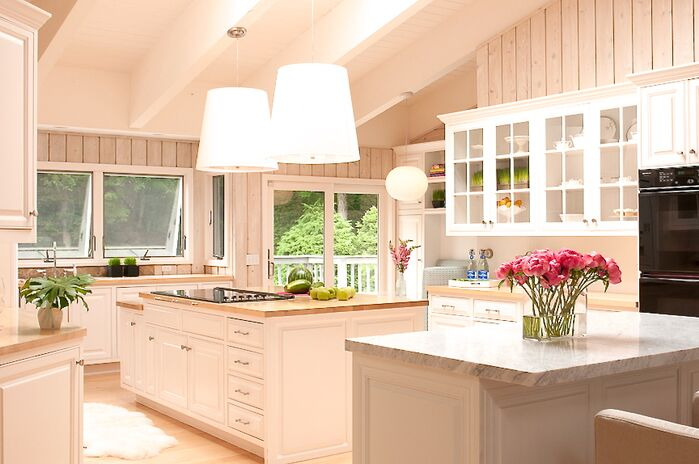 Cottage/Country Kitchen photo by D2 Interieurs
