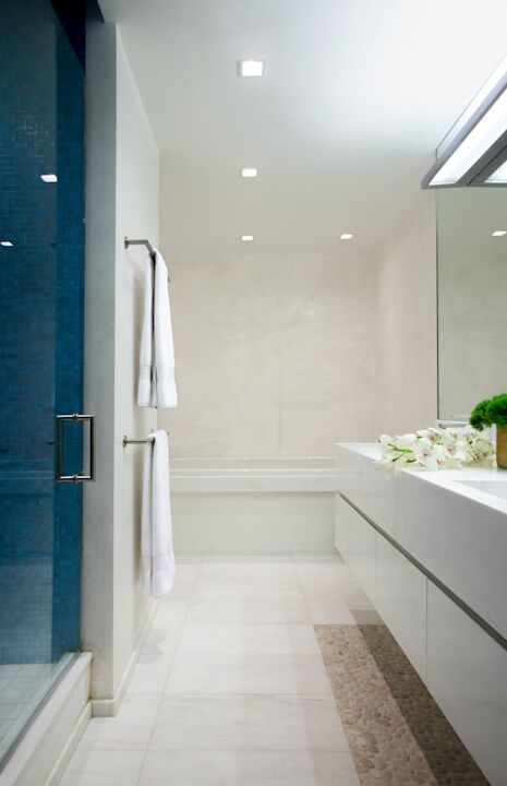 Modern Bathroom photo by a simple room