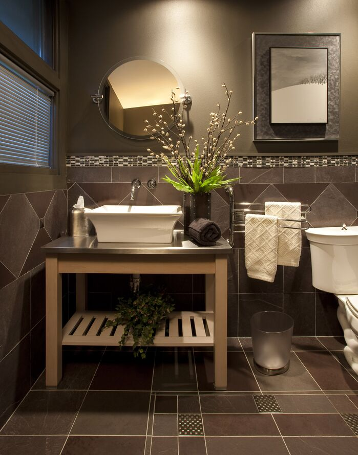 Contemporary Bathroom photo by Ware Design Build