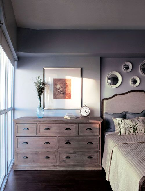 Contemporary Bedroom photo by ANNA DUVAL DESIGNS