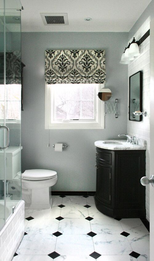 Contemporary Bathroom photo by ANNA DUVAL DESIGNS