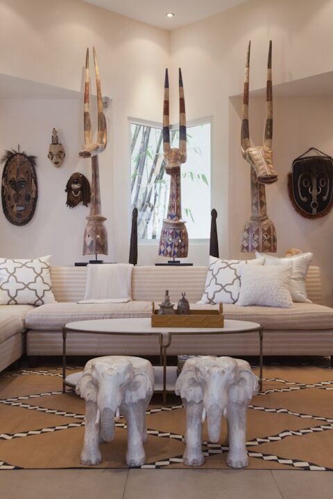 Eclectic Game/Rec room photo by FO Design