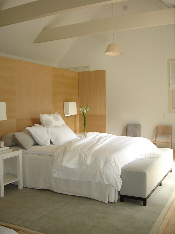 Contemporary Bedroom photo by FO Design