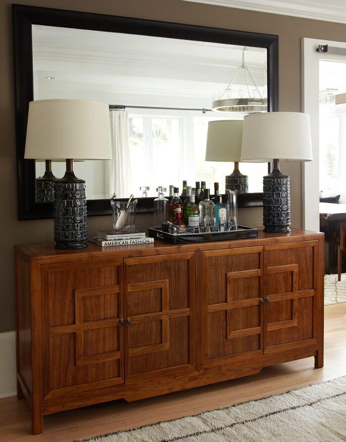 Contemporary Living Room photo by Urrutia Design