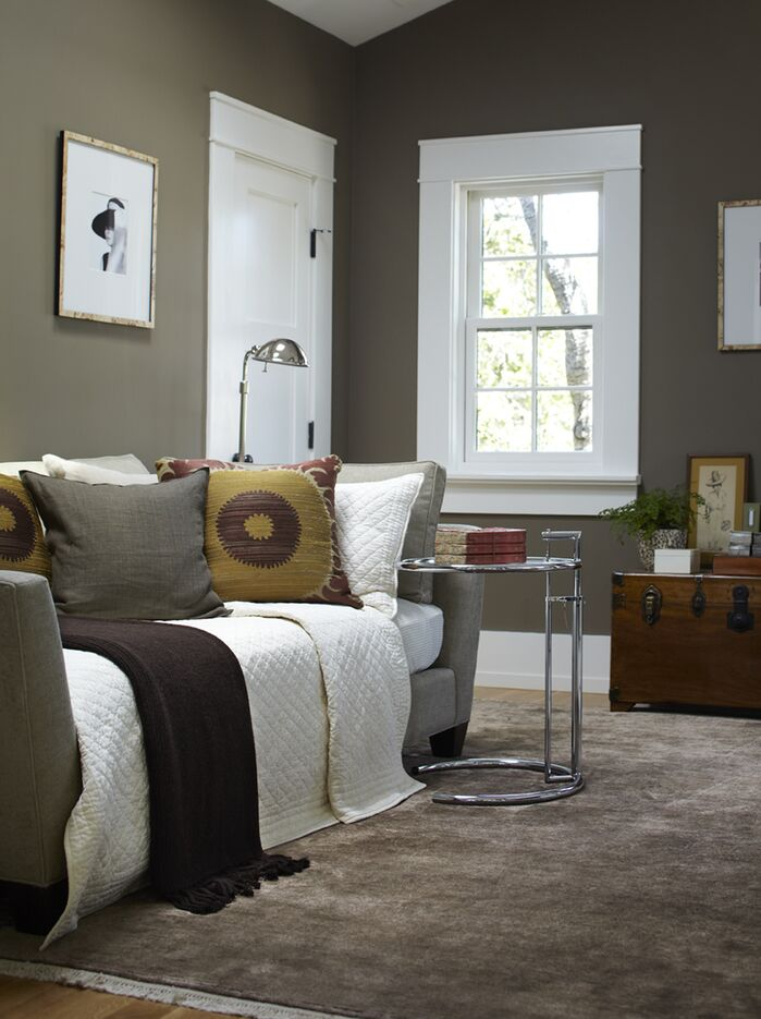 Contemporary Bedroom photo by Urrutia Design