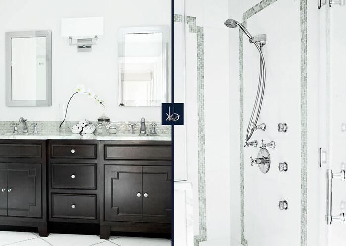 Contemporary Bathroom photo by KBW & Associates