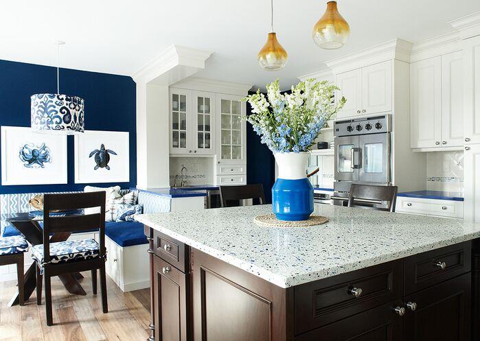 Coastal Kitchen photo by KBW & Associates