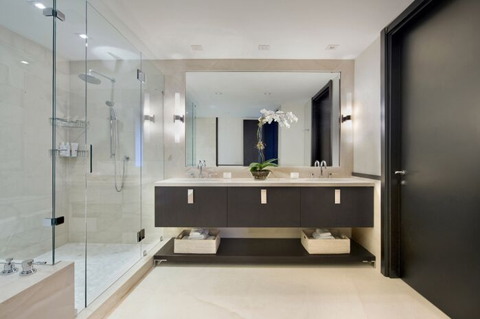 Modern Bathroom photo by SOJO Design