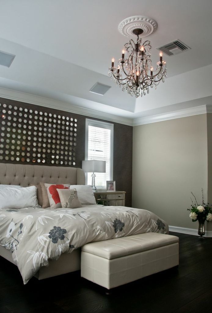 Eclectic Bedroom photo by Dawn Elise Interiors