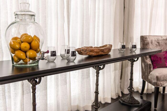 Eclectic Living Room photo by Vanessa Deleon Associates