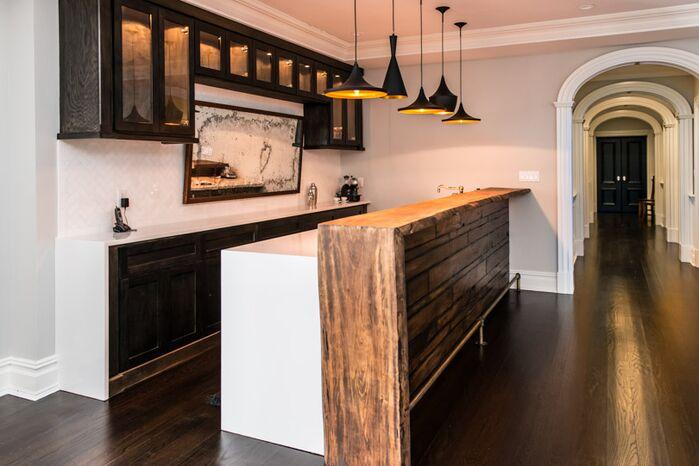Contemporary Kitchen photo by Vanessa Deleon Associates