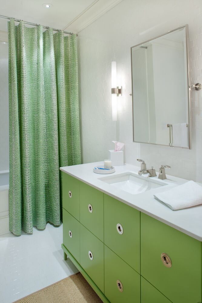 Contemporary Bathroom photo by T. Duffy and Associates