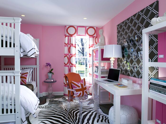Eclectic Kids photo by Sam Allen Interiors