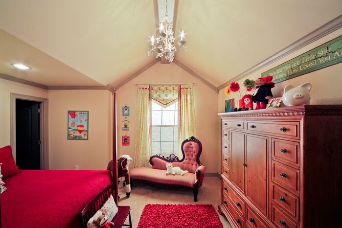 Eclectic Kids photo by red river remodelers