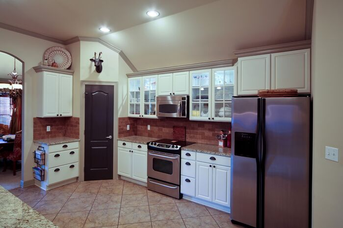 Traditional Kitchen photo by red river remodelers