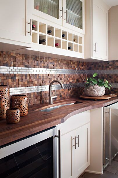 Contemporary Kitchen photo by Style On a Shoestring