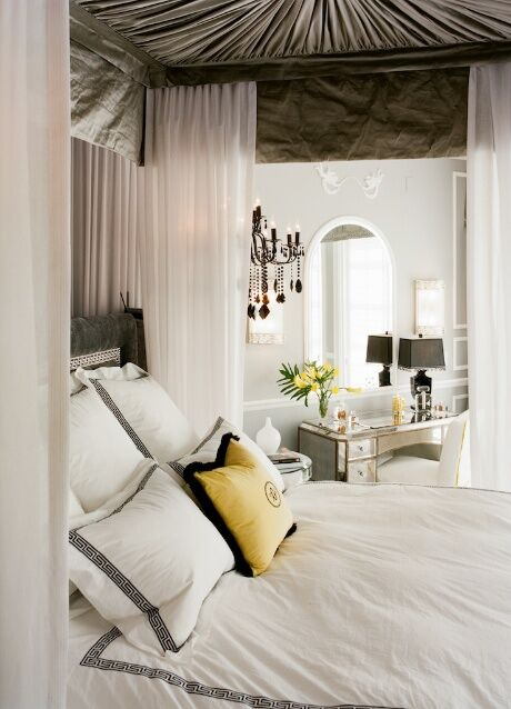 Contemporary Bedroom photo by Tracy Murdock Interior Design