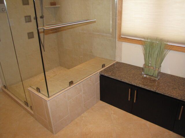 Contemporary Bathroom photo by Timeless Designs by Melissa LL