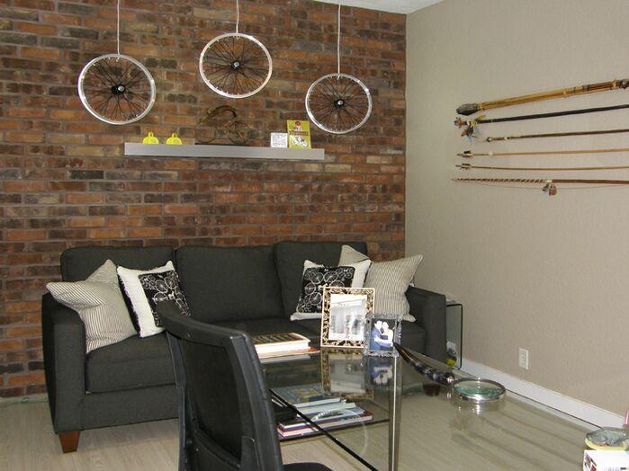Eclectic Home Office photo by Ken Golen Design