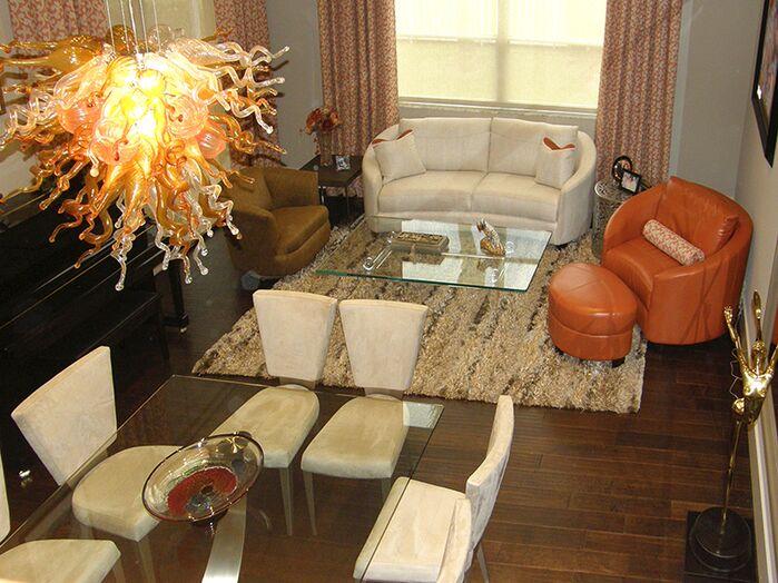 Modern Living Room photo by Ken Golen Design