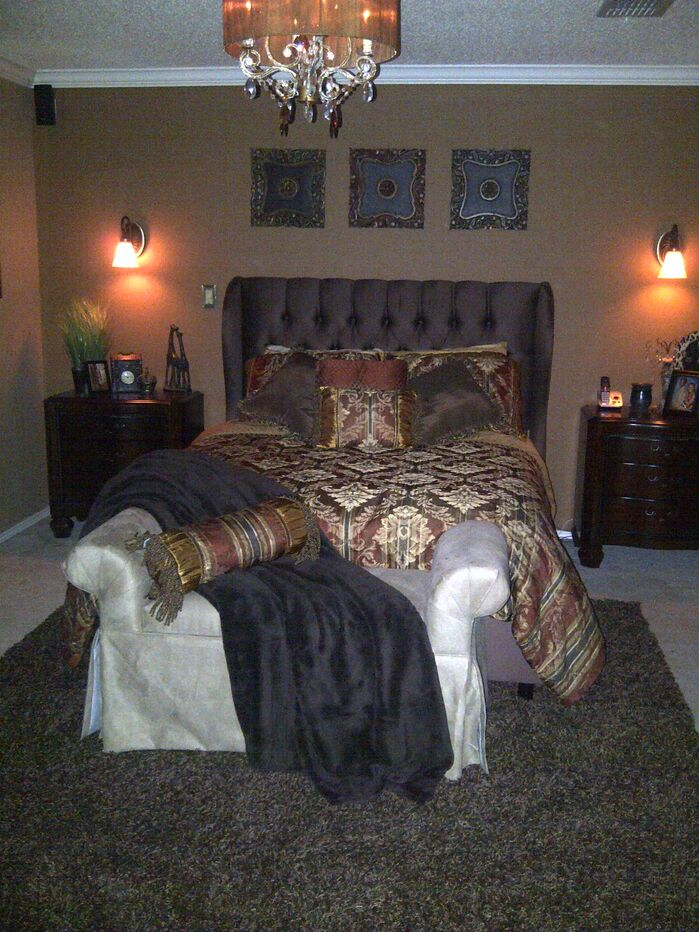 Traditional Bedroom photo by Divine Elements of Design
