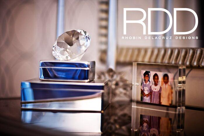 Glam Bedroom photo by Rhobin DelaCruz Designs