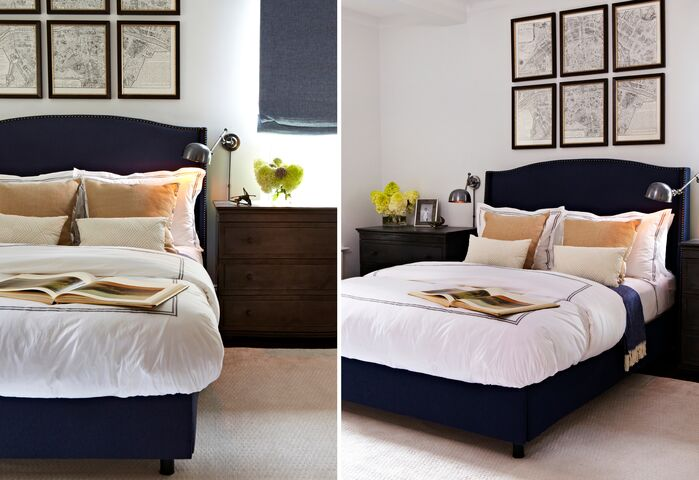 Contemporary Bedroom photo by Chango & Co.