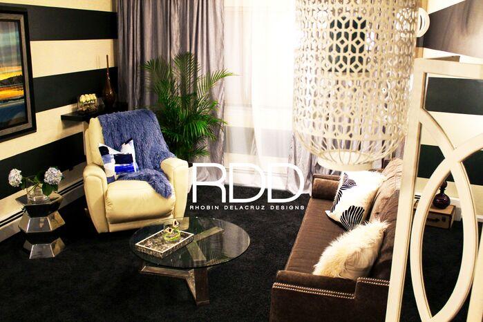 Delacruz designs professional designer contemporary living room design