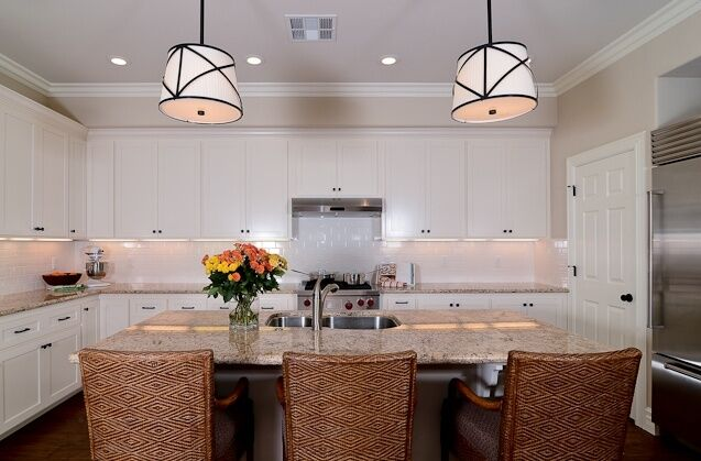 Contemporary Kitchen photo by Kerrie Kelly Design Lab