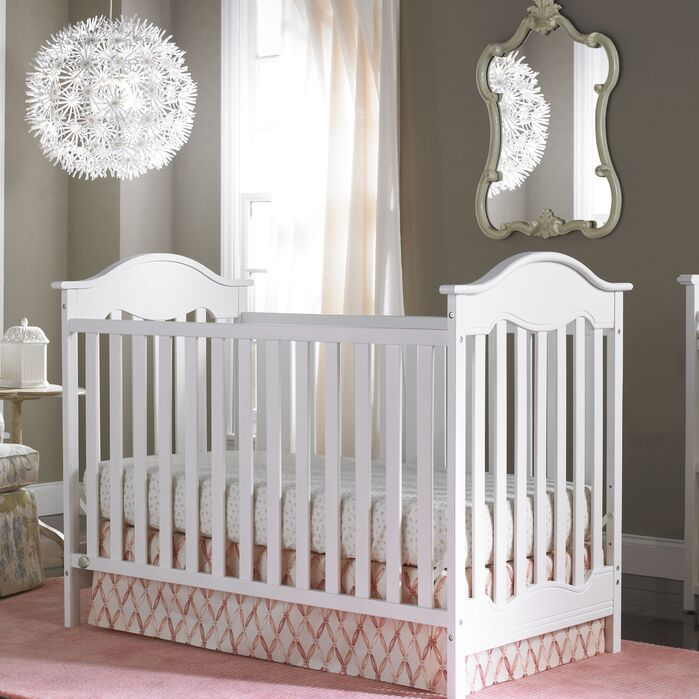 Glam Nursery photo by Wayfair