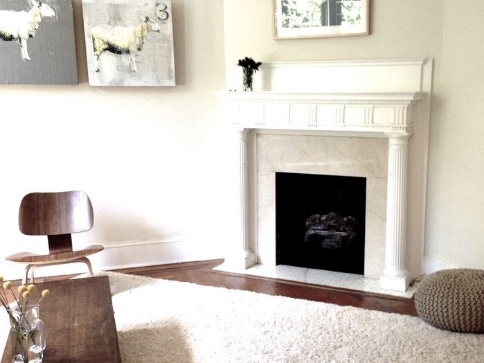 Modern Living Room photo by Seema Shah-Nelson