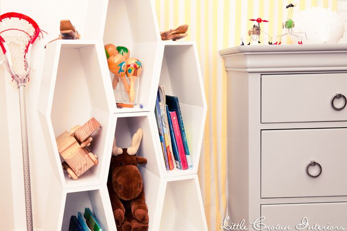 Contemporary Kids photo by Little Crown Interiors