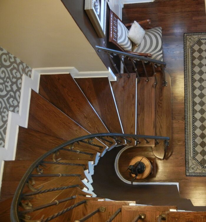 Contemporary Entryway and Hallway photo by Concept 2 Design