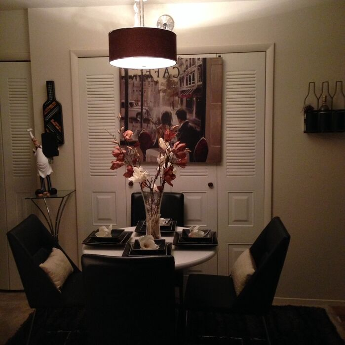 Contemporary Dining Room photo by Sample This Interior Decoratin