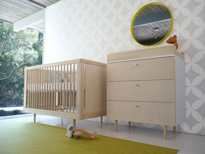 Scandinavian Nursery photo by Wayfair