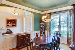 Traditional Dining room photo by Interiors Revitalized