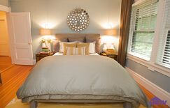 Contemporary Bedroom photo by HGTV
