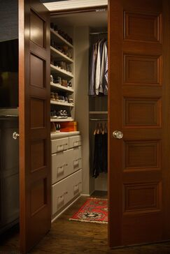 Eclectic Closet photo by SHOPHOUSE LLC