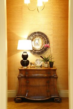 Eclectic Entryway and Hallway photo by Chancey Design Partnership