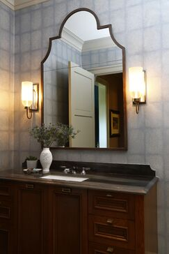 Traditional Bathroom photo by Chancey Design Partnership