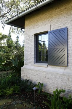 Contemporary Exterior/Patio photo by Chancey Design Partnership