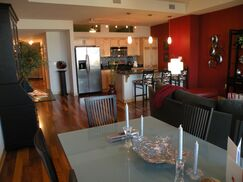 Contemporary Dining room photo by Ware Design Build