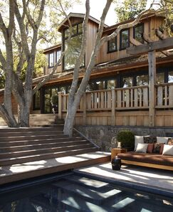 Contemporary Exterior/Patio photo by Urrutia Design
