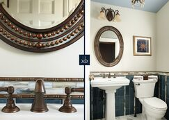 Vintage Bathroom photo by KBW & Associates