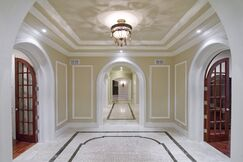 Traditional Entryway and Hallway photo by ALX Interiors