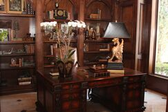 Traditional Home office photo by Melody Jurick Designs