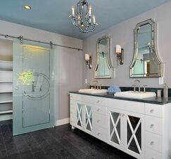 Organic Luxe Bathroom