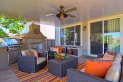 Outdoor Transitional Living